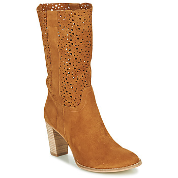 Sapatos Mulher Botins Myma PAGGA Camel