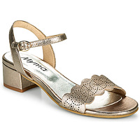 Sapatos Mulher Sandálias Myma POULISSADE Ouro