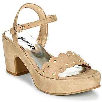 Sapatos Mulher Sandálias Myma POULIDOU Toupeira