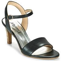 Sapatos Mulher Sandálias Myma POLIDOME Preto