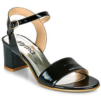 Sapatos Mulher Sandálias Myma POLIDAME Preto