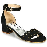 Sapatos Mulher Sandálias Myma POLIVAR Preto