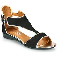 Sapatos Mulher Sandálias Myma POLIBO Preto
