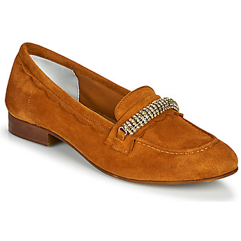 Sapatos Mulher Mocassins Myma PIBINA Camel