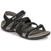 Sapatos Mulher Sandálias Teva ASCONA SPORT WEB Preto