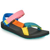 Sapatos Mulher Sandálias Teva ORIGINAL UNIVERSAL Multicolor