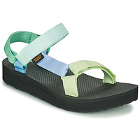 Sapatos Mulher Sandálias Teva MIDFORM UNIVERSAL Verde