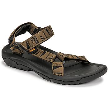 Sapatos Homem Sandálias Teva HURRICANE XLT2 Castanho