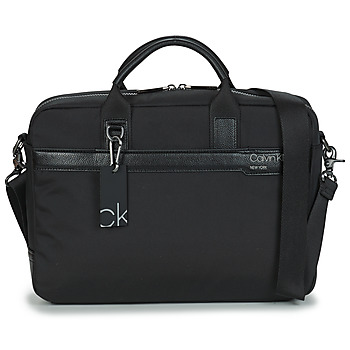 Malas Homem Porta-documentos / Pasta Calvin Klein Jeans LAPTOP BAG Preto