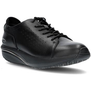 Sapatos Homem Sapatos Mbt Calçado de homem confortável  JION M PRETO