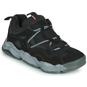 Sapatos Homem Sapatilhas Globe OPTION EVO Preto