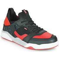 Sapatos Homem Sapatilhas Globe TILT EVO Preto / Vermelho