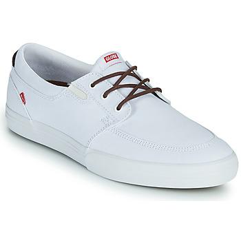 Sapatos Homem Sapatilhas Globe ATTIC Branco
