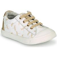 Sapatos Rapariga Sapatilhas GBB MATIA Branco