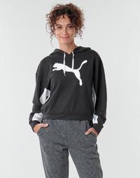Textil Mulher Sweats Puma Modern Sports Hoodie Preto