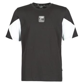 Textil Homem T-Shirt mangas curtas Puma REBEL ADVANCED TEE Preto