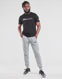 Textil Homem Calças de treino Puma ESS LOGO SLIM PANT LOGO FL CL Cinza