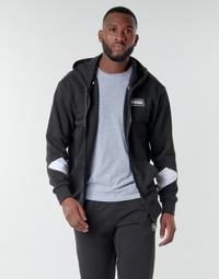 Textil Homem Sweats Puma REBEL FZ HOOD Preto