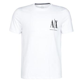 Textil Homem T-Shirt mangas curtas Armani Exchange 8NZTPH-ZJH4Z Branco