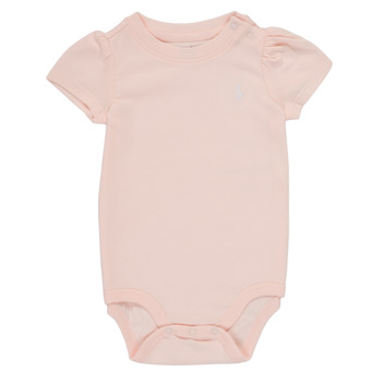 Textil Rapariga Pijamas / Camisas de dormir Polo Ralph Lauren POLINE Rosa
