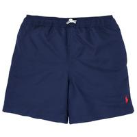 Textil Rapaz Fatos e shorts de banho Polo Ralph Lauren SOLAL Marinho