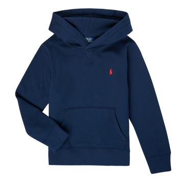 Textil Rapaz Sweats Polo Ralph Lauren SONNA Marinho