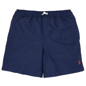 Textil Rapaz Fatos e shorts de banho Polo Ralph Lauren MAILLIA Marinho