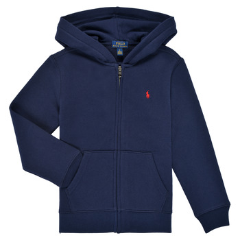 Textil Rapaz Sweats Polo Ralph Lauren SIDOINE Marinho
