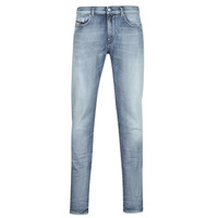 Textil Homem Calças de ganga slim Diesel D-STRUKT Azul / Claro