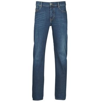 Textil Homem Calças Jeans Diesel D-MITHRY Azul / Escuro