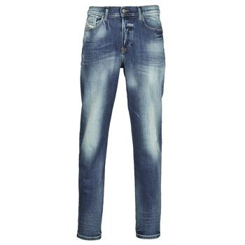 Textil Homem Calças Jeans Diesel D-FINNING Azul