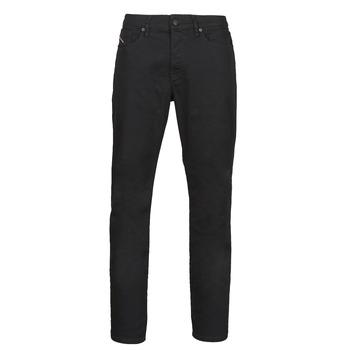 Textil Homem Calças Jeans Diesel D-FINNING Preto