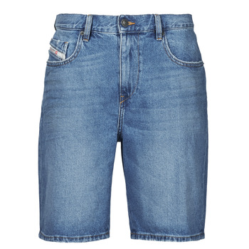 Textil Homem Shorts / Bermudas Diesel A02648-0HBAV-01 Azul