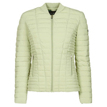 Textil Mulher Quispos Guess VERA JACKET Verde