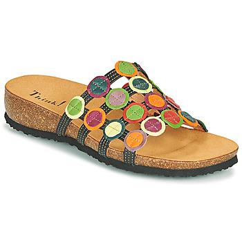 Sapatos Mulher Sandálias Think JULIA Vermelho / Verde