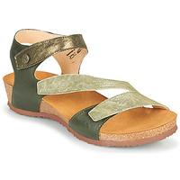 Sapatos Mulher Sandálias Think DOUMIA Verde