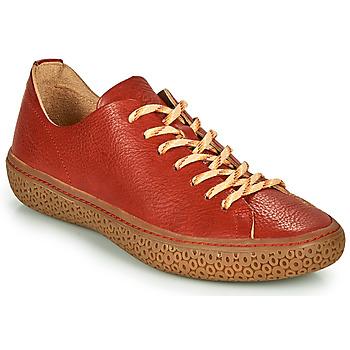 Sapatos Mulher Sapatilhas Think TJUB Vermelho