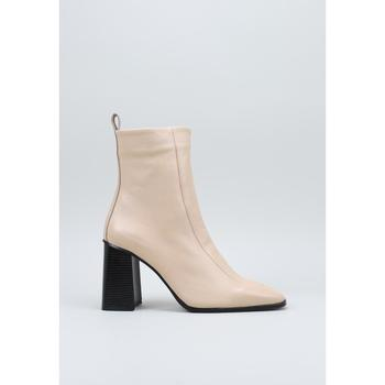 Sapatos Mulher Botins Krack TOUCH Bege