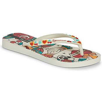Sapatos Mulher Chinelos Ipanema IPANEMA SEM IGUAL TATTOO FEM Multicolor
