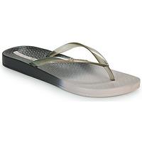 Sapatos Mulher Chinelos Ipanema IPANEMA COLORFUL FEM Cinza / Preto