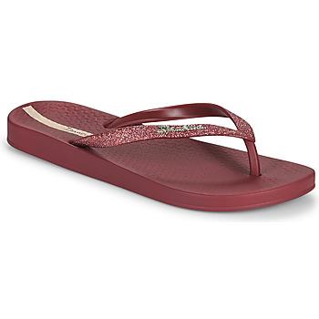 Sapatos Mulher Chinelos Ipanema IPANEMA ANAT LOLITA FEM Vermelho