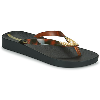 Sapatos Mulher Chinelos Ipanema IPANEMA ELEGANCE FEM Preto / Ouro