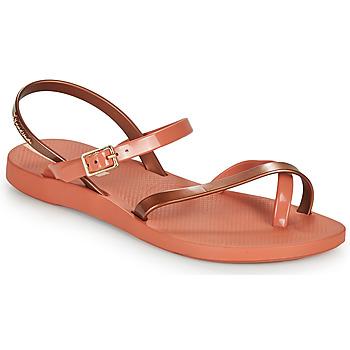 Sapatos Mulher Sandálias Ipanema Ipanema Fashion Sandal VIII Fem Rosa
