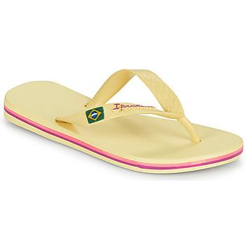 Sapatos Criança Chinelos Ipanema IPANEMA CLAS BRASIL II KIDS Amarelo