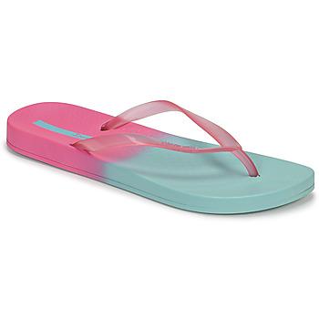 Sapatos Mulher Chinelos Ipanema IPANEMA COLORFUL FEM Azul / Rosa
