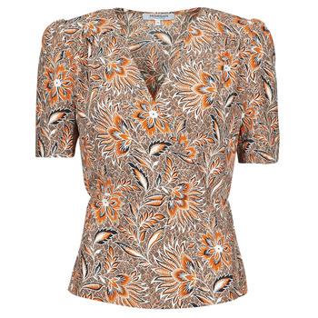 Textil Mulher Tops / Blusas Morgan OKISS Multicolor
