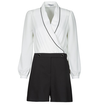 Textil Mulher Macacões/ Jardineiras Morgan SHAMIE Preto / Branco