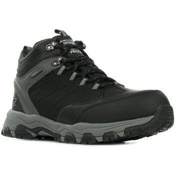 Sapatos Homem Sapatos de caminhada Skechers Selmen Telago Preto