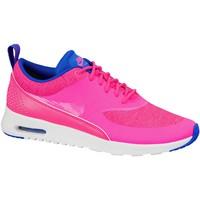 Sapatos Mulher Sapatilhas Nike Air Max Thea Prm Wmns  616723-601 Pink