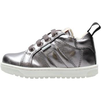 Sapatos Rapaz Sapatilhas Balducci - Polacchino grigio CSP4105 ARGENTO